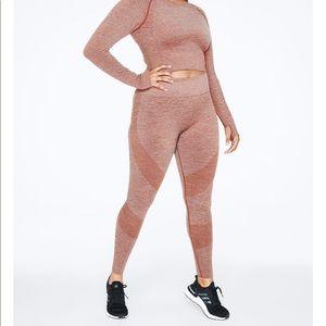 VS Pink - Seamless Workout Leggings NWT